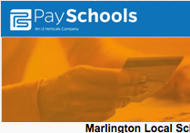 Marlington transitions from PayForIt to PaySchools Central