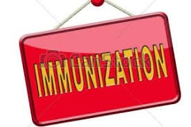Important Immunization Information