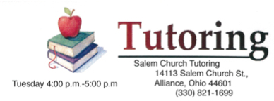 Salem Church Tutoring
