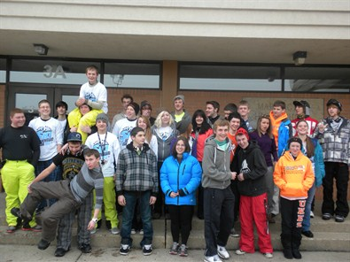 High School Ski and Snowboard Club 2013