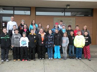 Middle School Ski and Snowboard Club 2013