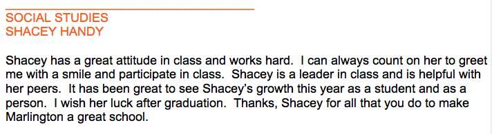 Shacey Handy