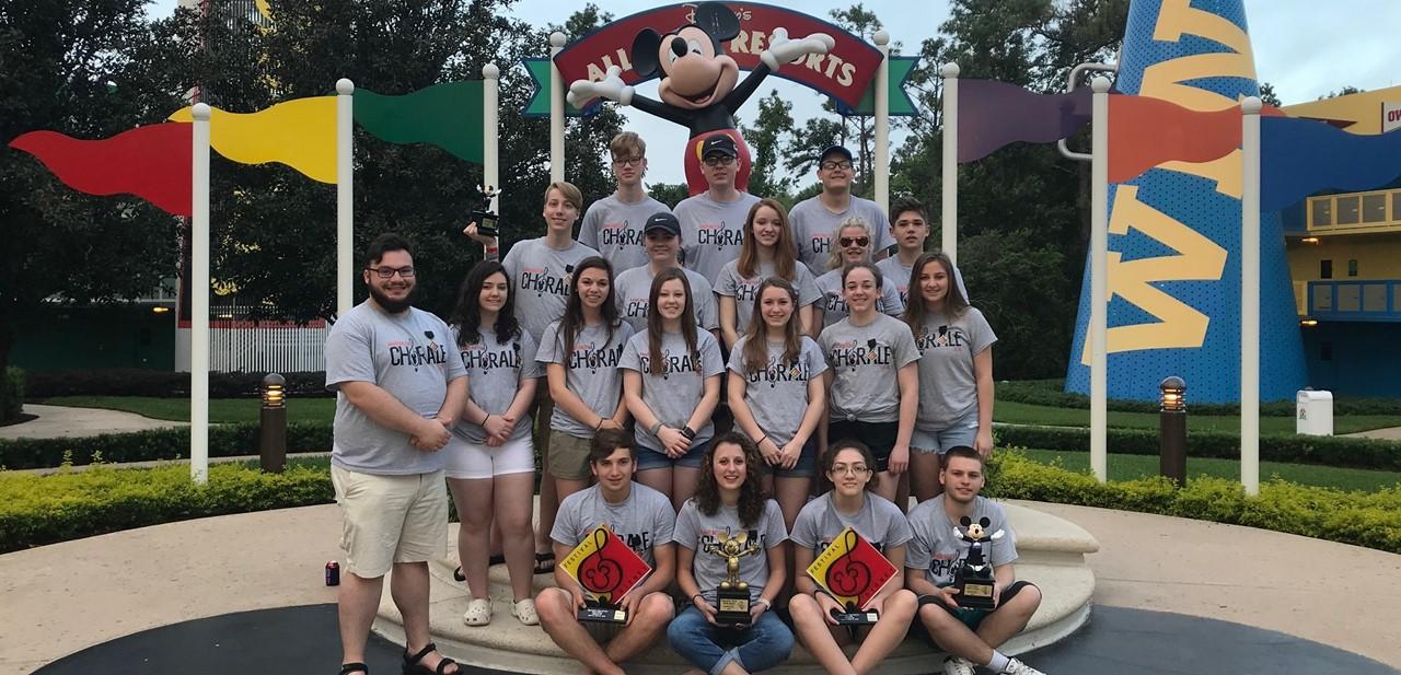 Chorale at Disney