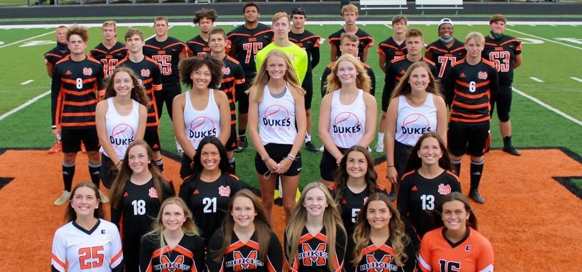 Fall 2020 Senior Athletes