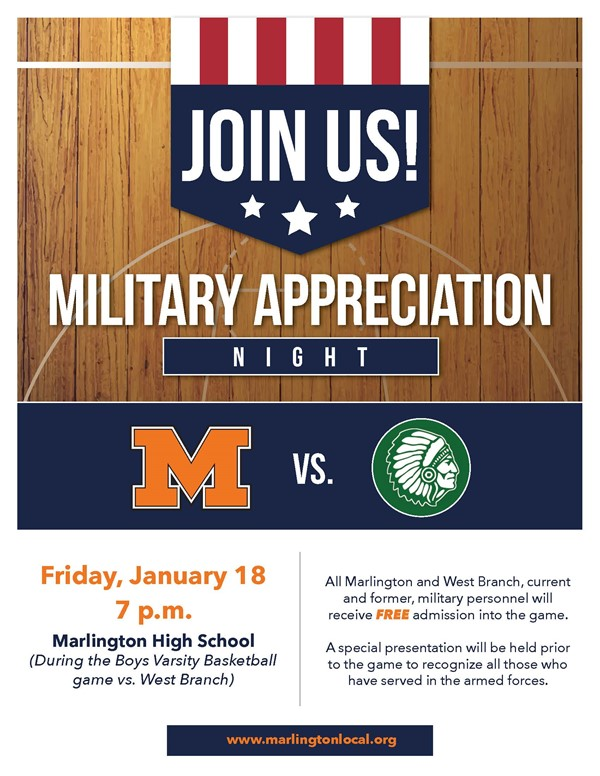 Military Night Flyer